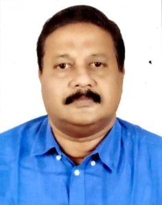 Mr. Prasad Anavkar.