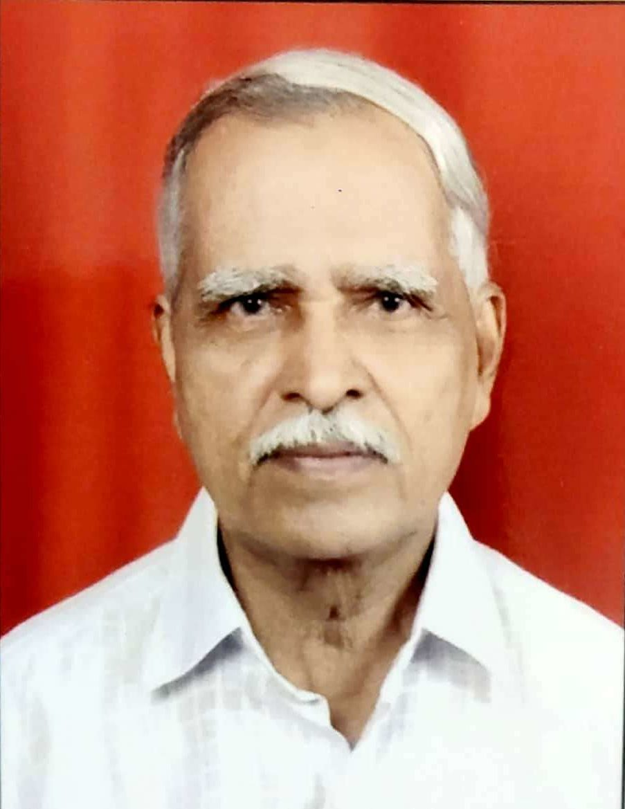 Mr. Vasant Paradhi.