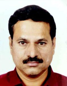 Mr. Manish Dabholkar.