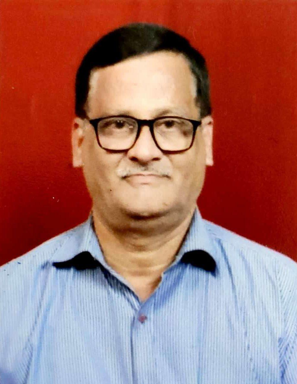 Mr. Deepak Paradhi.