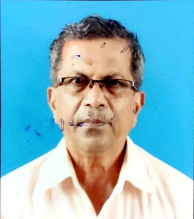 Mr. Suresh Chavan.